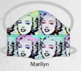 Marilyn facemasks