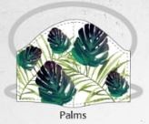 Palms facemasks