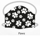 Paws facemasks